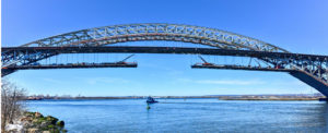 NYNJ Port Bayonne Bridge Project Ahead of Schedule