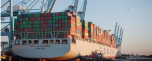 Port of Virginia's Container Volumes Climb in April