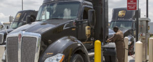 UPS Invests $90 Million In Natural Gas Vehicles And Infrastructure