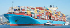 BREAKING NEWS: Maersk Says Cyber Attack 'Contained'