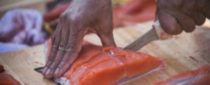 Alaska Air Cargo Delivers 22,000 Pounds of Copper River Salmon to Seattle