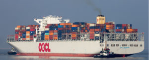 OOCL—The Perfect Bride for Cosco