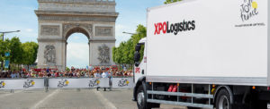 XPO Logistics Keeps the Tour de France on the Road for the 37th Year