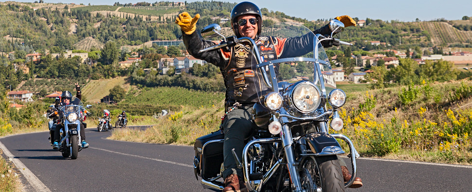 Harley-Davidson wants more shipments of export cargo and import cargo in international trade.