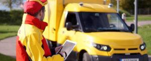 Deutsche Post DHL Selects NVIDIA for Autonomous Trucks