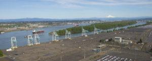 New Container Service for Portland, Oregon