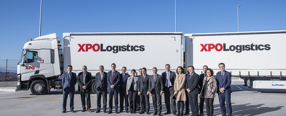 XPO helps companies manage the logistics of shipments of export cargo and import cargo in international trade.