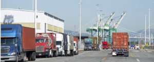 Port of Oakland to Freight Haulers: There's Money To Clear The Air