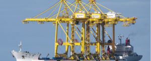 WATCH: Mega Cranes for US West Coast