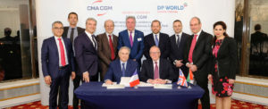 CMA CGM Setting Up Cold Store Logistics Facility at DP World London Gateway