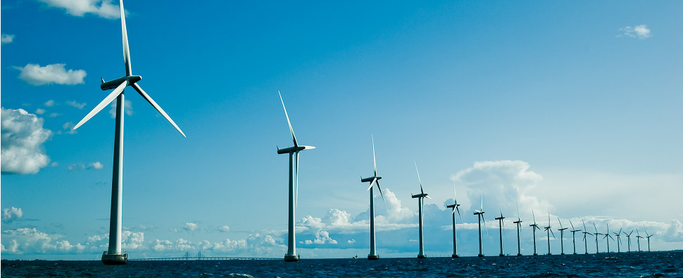 Offshore wind projects generate shipments of export cargo and import cargo in international trade.