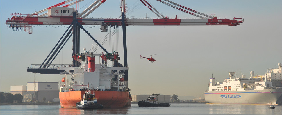Merger will allow carrier to handle more shipments of export cargo and import cargo in international trade.