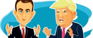 Trump Tariffs Slam Canada, EU—Not China