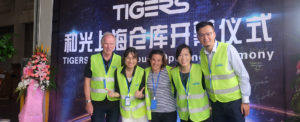 Tigers Relocates to New Shanghai Facility