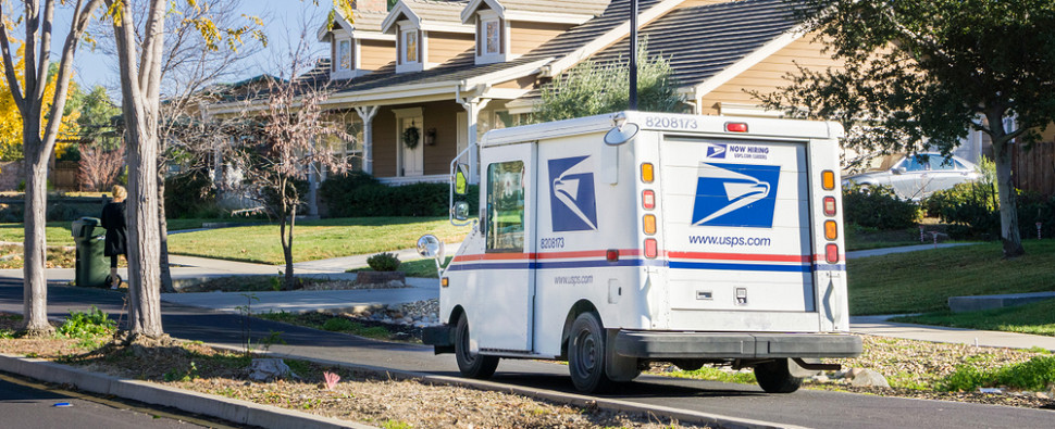 Report says USPS does not undercharge for delivery of package shipments of export cargo and import cargo in international trade.