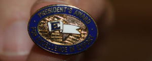 THE PRESIDENT'S EXPORT AWARDS
