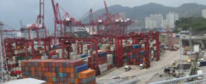 Uncertain trade picture impacting port throughput