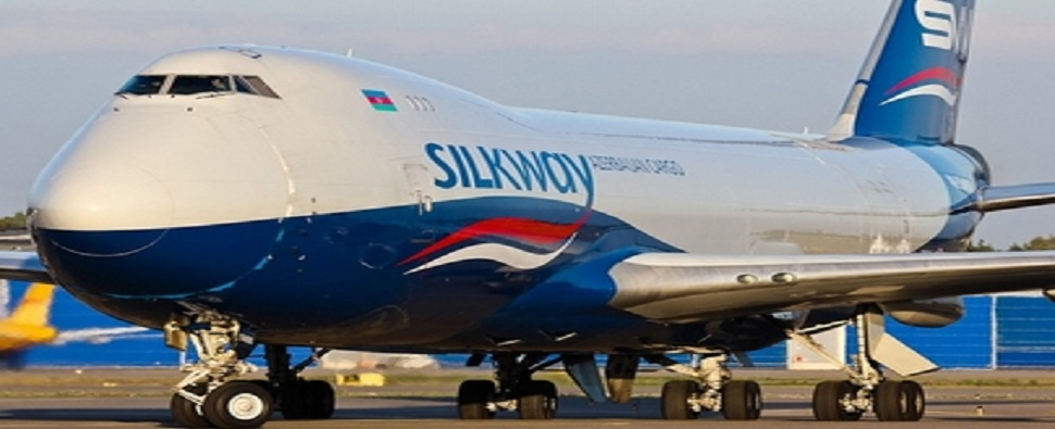 Airline carries shipments of export cargo and import cargo in international trade.