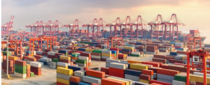 Container terminal utilization levels set to rise, trade wars permitting