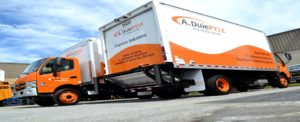 A. Duie Pyle starts construction on new integrated logistics center