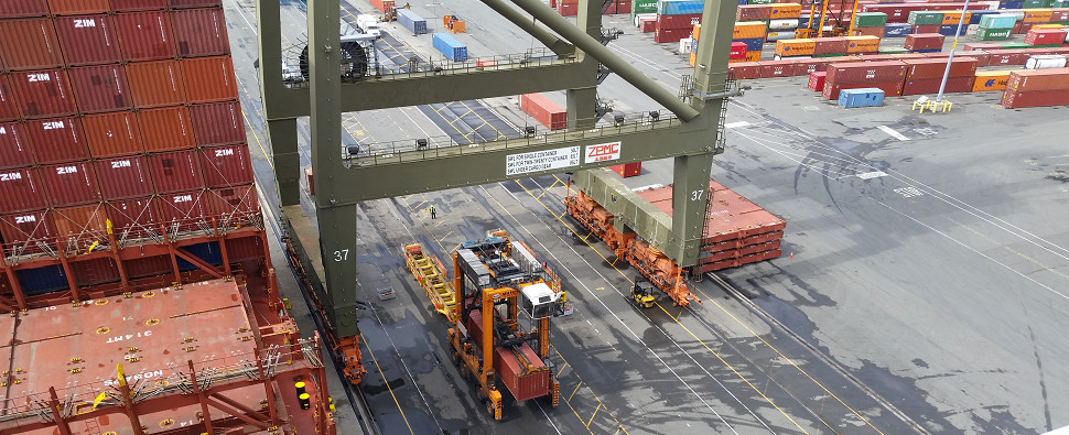 Group takes green approach to handling shipments of export cargo and import cargo in international trade.