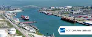 Port of Corpus Christi ship channel improvement underway