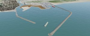 Construction of the new deep seaport in France to start in 2019