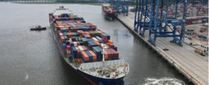 SC Ports achieves record container volume in August