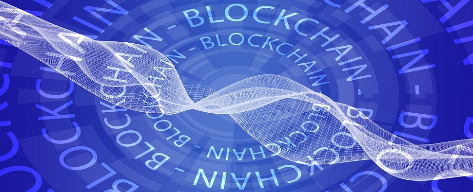 Blockchain protects data on shipments of export cargo and import cargo in international trade.