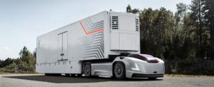 Volvo Trucks unveils autonomous electric vehicles