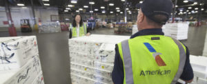 AMERICAN AIRLINES CARGO BREAKS ANOTHER OPERATIONAL RECORD
