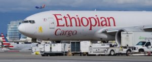 Ethiopian Airlines Awarded Gold Prize