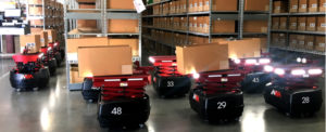 RSL AND THE COMPETITIVE ADVANTAGE OF ORDER FULFILLMENT