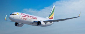 Ethiopian Airlines Furthers Expansion Efforts with First-Ever B737-800 Freighter